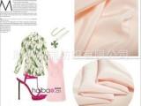 100%桑蚕丝高档丝绸真丝重磅面料布料促销:12022重绉