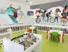 幼教 幼儿园空间壁画的神来之笔
