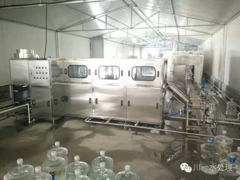 小型矿泉水灌装机 山东信誉好的灌装机公司