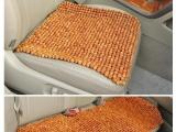 木艺之家核桃方块垫单张汽车座垫办公室沙发