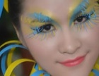 炫色彩妆专业 以成功培养无数优秀化妆师