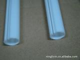供应白色ABS椭圆管/ABS异型材