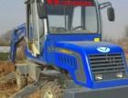 专业轮式小挖掘机