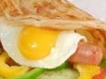 潮州哪里学做小吃 手抓饼的做法 好前途餐饮小吃培训