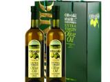 欧丽薇兰特级 初榨橄榄油 孕妇可用 食用油750ml*2瓶