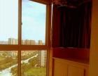 高层豪华装修落地窗风景家庭公寓