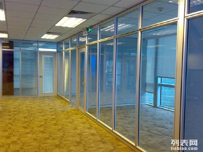 石景山区安装玻璃隔断八宝山更换钢化玻璃隔断玻璃