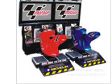 摩托游戏机靠背滚塑椅的成型加工以及模具开发 塑料成型加工