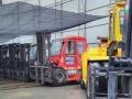 萧山专业叉车租赁叉车吊车出租、厂房设备起重装卸