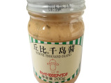 丘比 千岛酱/沙拉酱 水果 蔬菜 咸香200克瓶装 寿司材料厂家
