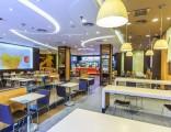 重庆快餐店装修设计效果图 重庆快餐店装修公司