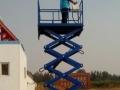 丽江升降机 自行式升降平台 全自动高空作业车