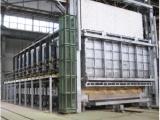燃气式台车炉,台车式热处理炉