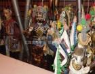 广州特色传统文化木偶戏表演演出