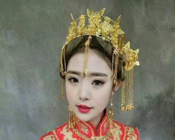 早妆新娘全程跟妆