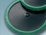 德国进口微孔曝气器,橡胶膜片微孔曝气盘