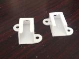 LED灯塑胶配件 U型槽硬灯条堵头 铝槽头 中山古镇 灯条塑胶槽