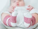 南京市浦口區心理想品牌專利嬰兒襪