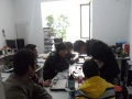 北京盛世联祥电脑维修培训立足于实际操作维修网络组装