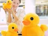 批发供应 2013爆款 香港大黄鸭公仔 小鸭子毛绒玩具 儿童玩具
