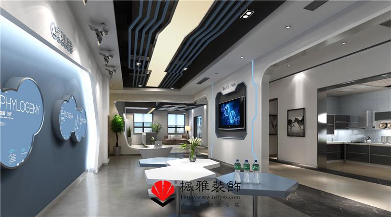 合肥展厅装修 企业展厅设计 专业办公空间设计施工