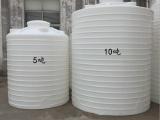 5吨塑料水箱5立方PE塑料储罐5吨防腐塑料桶