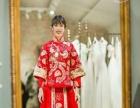 中式秀禾服让你的婚礼更有亮点【绽放婚纱出租】