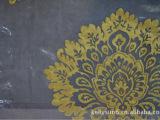 窗帘窗纱批发,丝绒面料,丝绒烂花纱,现货批发