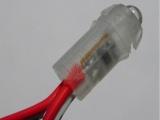 特价供应LED外露灯串 12mm单色外露灯串 防水广告字专用