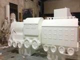 泡沫雕塑生产厂家,幻天是有多年经验泡沫雕塑生产厂家