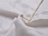 厂家供应大玫瑰提花面料 凉席面料 床品面料 天然竹纤维家纺面料