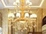 上海客厅的大灯买什么样的好 新鸿鑫吊灯安装价格