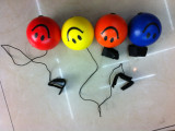 【厂家直销】PU各种表情笑脸 手指弹力 发泄玩具 PU海绵发泡球