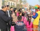 魔术表演高跷气球小丑人入气球气球布置