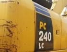 小松240-8二手挖掘机-全车一颗螺丝未动-欢迎试机