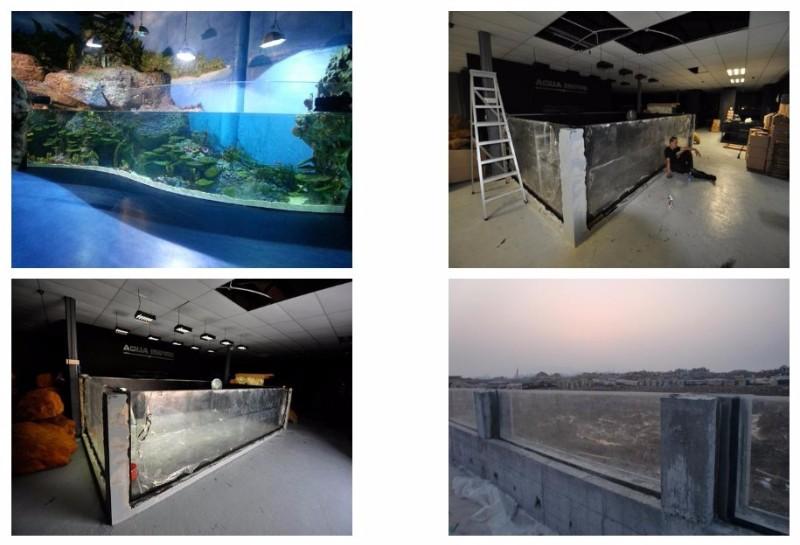 亚克力工程造价 有机玻璃弧形天花设计方案施工一条龙服务!