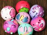 最新热卖爆丸玩具超耐摔女爆丸 爆丸小子儿童玩具 益智变形玩具