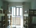 磨子桥 新世纪电脑城 日租 短租公寓 真实木床图片 拎包入住