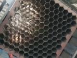 泊头市钰泰环保在为内蒙古玻纤网格布厂用电捕焦油器加班生产