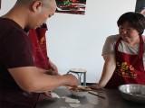 学习梭边鱼火锅费用-学员动手操作