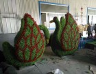 日照仿真绿雕造型景观雕塑草雕稻草人艺术产品生产厂家