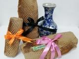 廠家花瓶包裝蜂窩紙產品快遞緩沖包裝精密禮品蜂窩紙定制