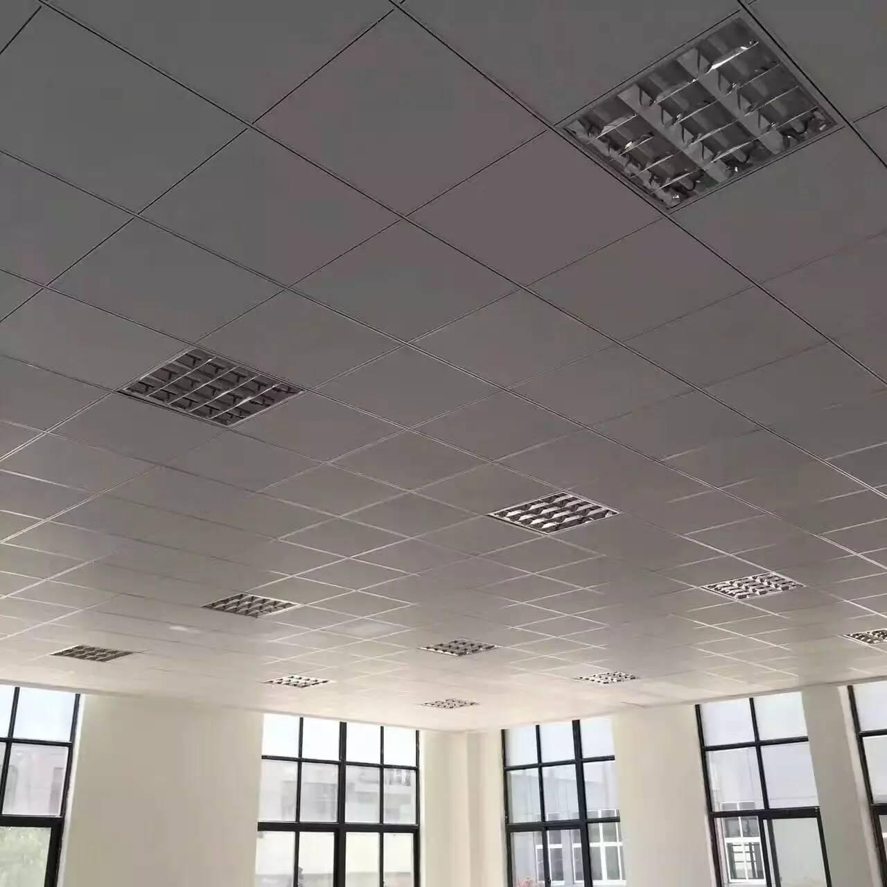 宁波办公室装修 办公室吊顶 办公室隔断
