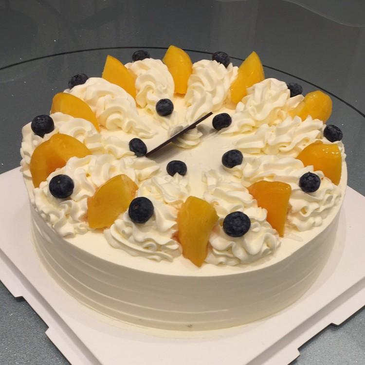 昆山喜来璐蛋糕店生日蛋糕同城配送新鲜动物奶油水果免费送
