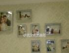 荆门婚纱写真相框定制、电梯广告海报画框批发安装