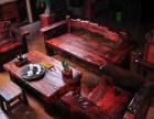 石嘴山实木家具办公桌茶桌椅子老船木客厅家具沙发茶几茶台餐桌子