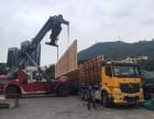 广州到香港物流,中港平板车运输,中港气垫车,矮排车拖车