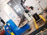 军成科技有限公司专业经营焊接机器人的销售以及变位机地轨的定制