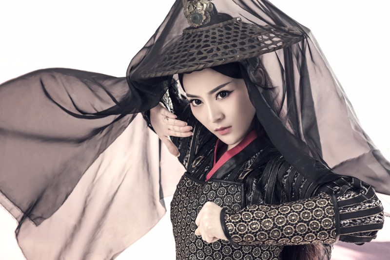 呼和浩特古装写真哪家好?秀东方中国风艺术摄影怎么样?