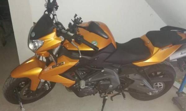 九五成新的摩托车出售